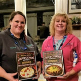 Chili awards at Lakeside Convenience, Rangeley Maine