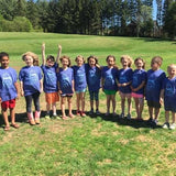 Children at Rangeley Health and Wellness, Maine