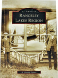 Rangeley Lakes Region - Palmer - book front cover