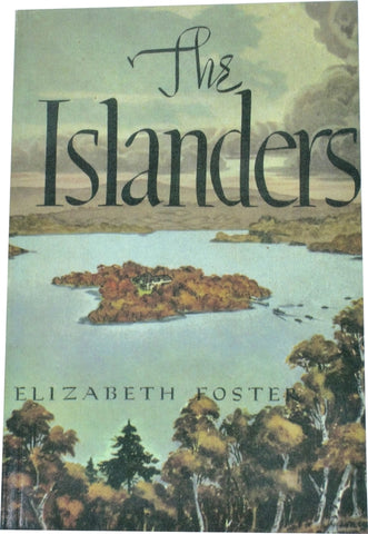 The Islanders - Elizabeth Foster - front book cover