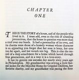 The Islanders - Elizabeth Foster - first page