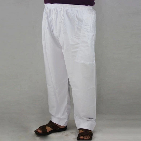Mens Zip Trouser Afgani Pants - Thobe London