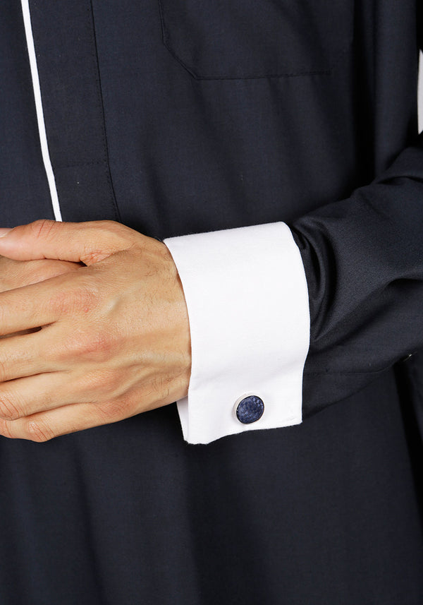 Saudi Collar Premium Cufflinks Thobe - Thobe London