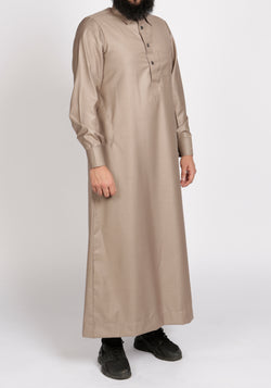 Smart Premium jubba Saudi thobe - Thobe London