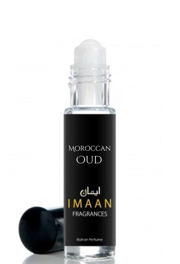 Oud Moroccan 10ml fragrance