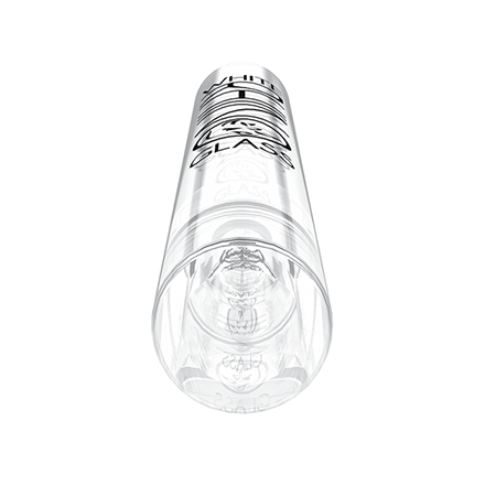 White Rhino Glass Chillum - 100 Pack