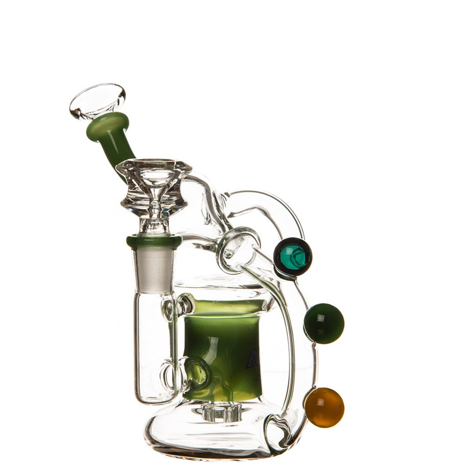 "7"" Arsenal Hornblower Glass Rig"
