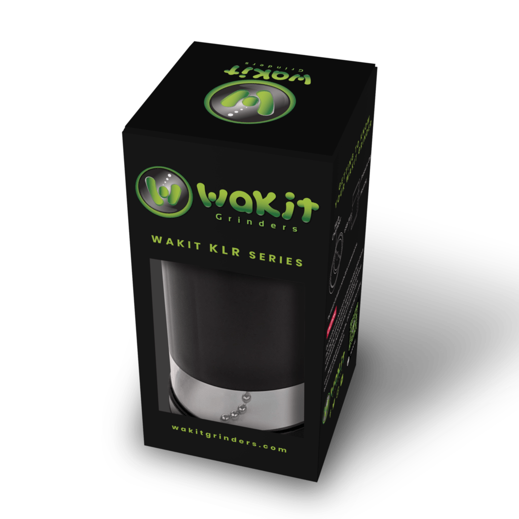 Wakit Black KLR Edition Electric Grinder