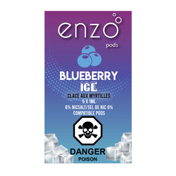 Enzo JUUL Compatible Pods - 5 Pack