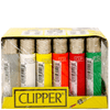 Clipper Classic Lighters - 24 Pack