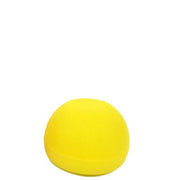 5ml Half Bouncy Ball Round SIlicone Container - Assorted Colours