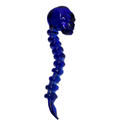 Crystal Skull Glass Dabber – Assorted Colors