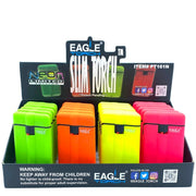 Eagle Torch Lighter Slim Neon - 20 Pack