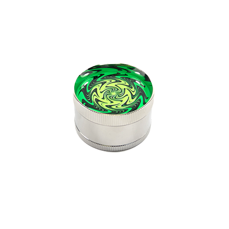 Trippy Trans 52mm 3-Piece Grinder