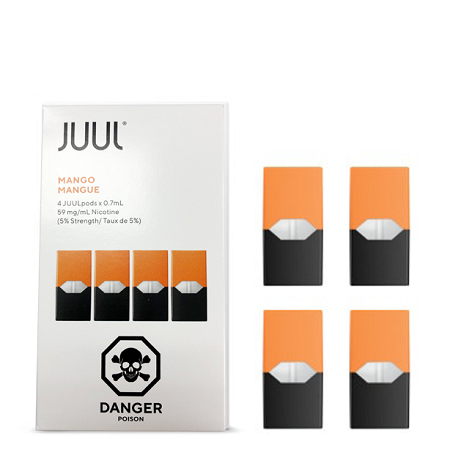 JUUL Pods 5% (Pack of 4)