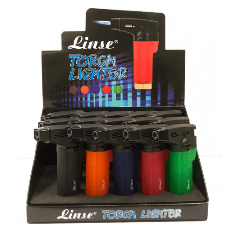 Linse Torch Lighter – 15 Pack Display Case
