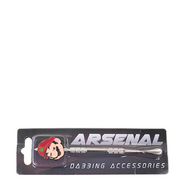 Arsenal Mario 4.5″ Metal Dabber