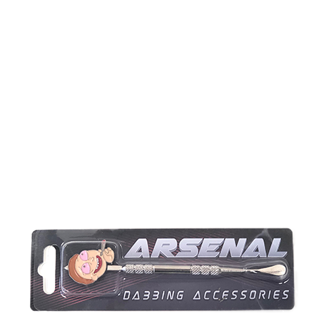 Arsenal Morty Smith 4.5″ Metal Dabber
