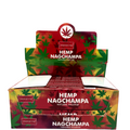 Nandita Hemp Nagchampa Incense Sticks 15gms - 12 Packs