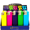 Q-Electronic Lighters - 25 Pack