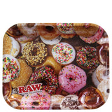 RAW Donuts Rolling Tray - Large