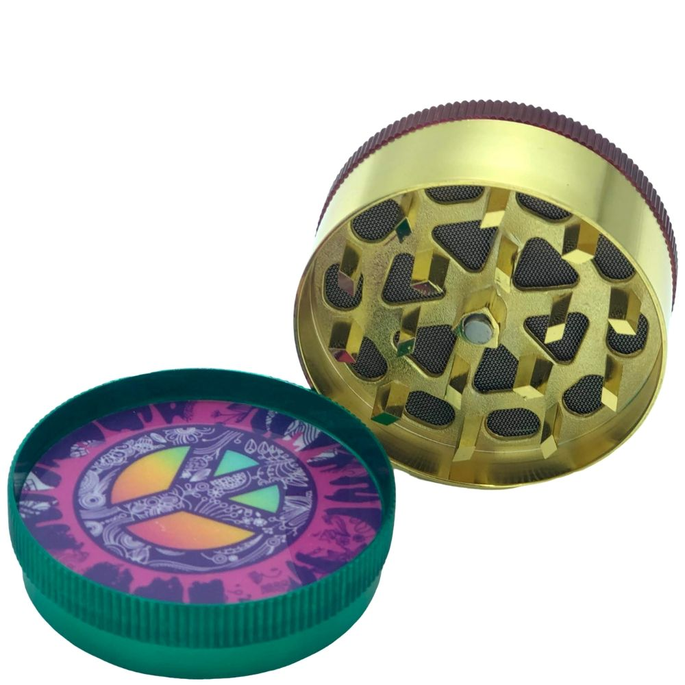 Arsenal Peace 52mm 3-Piece Grinder