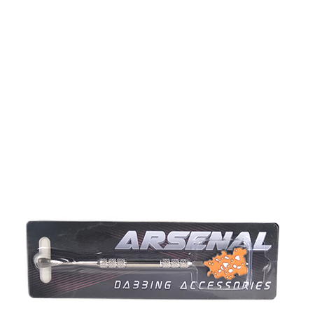 Arsenal Shatter 4.5″ Metal Dabber