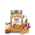 Beamer Aunt Suzie's Cinnamon Apple Pie with a side of Vanilla Ice Cream 12oz Scented Candle