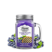 Beamer Aunt Suzie's Ol' Fashion Blueberry Pie 12oz Scented Candle