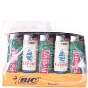 Bic Lighters Mixed Beer Series - 50 Pack
