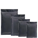 All Black 14.2″ x 18″ Mylar Bags