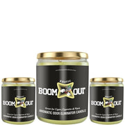 Boom Out Exotic Scented Candle