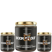 Boom Out Indian Spices Scented Candle