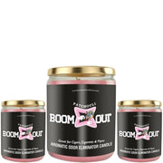 Boom Out Patchouli Scented Candle