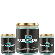 Boom Out Sea Smell Scented Candle