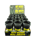 Butt Bucket Original Black 12-Set Combo Pack