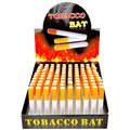 Tobacco Bat Ceramic Cigarette Holder - 100 Pack Display Case