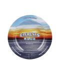 Elements Blue 5.5″ Round Metal Ashtray