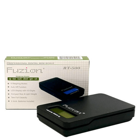 Fuzion RT-500 Mini Scale 500g x 0.1g