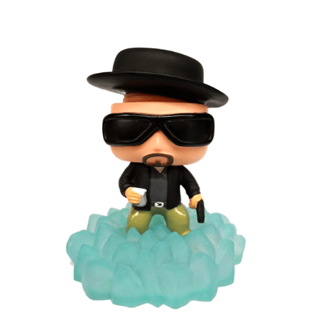 Heisenberg 'Breaking Bad' Stash Container