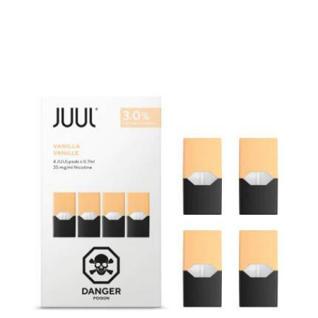 JUUL Pods 3% (Pack of 4)