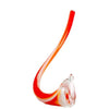 "7"" Calla Lily Glass Pipe - 5 Pack"