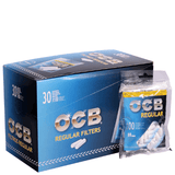 OCB Regular Filters - 30 Pack Combo Box