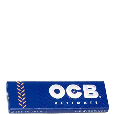 OCB Ultimate 1 1/4 Rolling Papers – 25 Pack Box