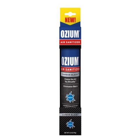 Ozium Air Sanitizer 99g Carbon Black - 4 Pack