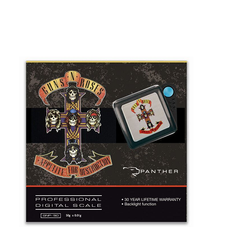 Panther Guns n Roses Scale 50g x 0.01g