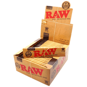Raw Classic KS Slim Rolling Papers – 50 Pack Box