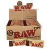 Raw Classic Regular Tips - 50 Pack Box