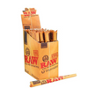 RAW Classic Emperador Cones – 24 Pack Box