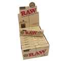 Raw Classic Masterpiece KS Slim & Pre-rolled Tips - 24 Pack Box